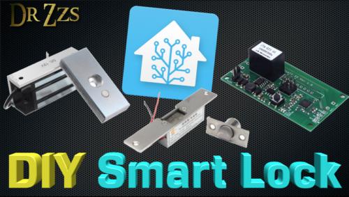 DIY Smart Door Locks | DrZzs