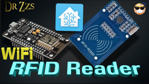 RFID Card Reader | DrZzs